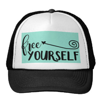 Free Yourself Trucker Hat