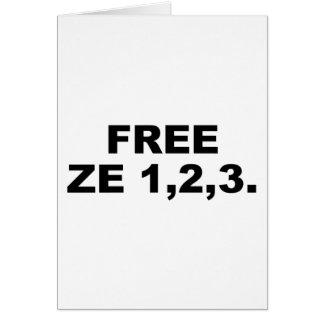 FREE ZE123 CARD