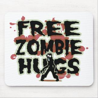 Free Zombie Hugs Mouse Pad