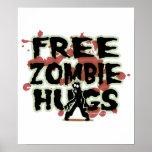 Free Zombie Hugs Print
