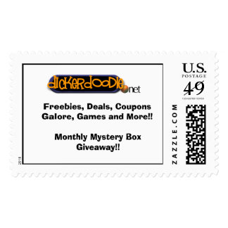Freebies, Deals, Coupons Galore, Games and More... Postage Stamp