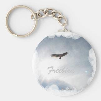 Freebird Keychain