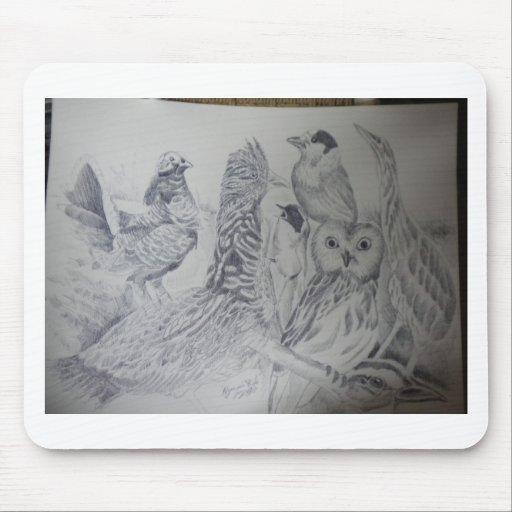 Freebirds- Newmarket- York Region Mouse Pad
