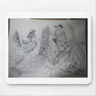 Freebirds- Newmarket- York Region Mousepad
