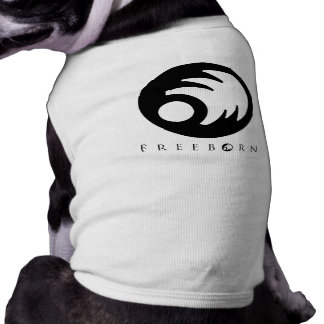 Freeborn Doggie T Shirt
