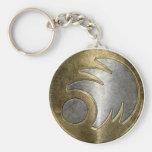 Freeborn emblem keychain
