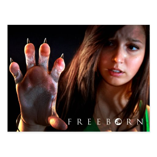 Freeborn Sherri Postcard