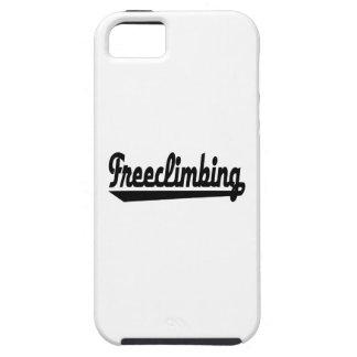 freeclimbing iPhone SE/5/5s case