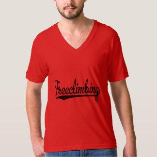 freeclimbing T-Shirt