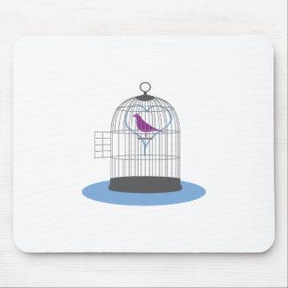 Freed Love Bird Mousepad