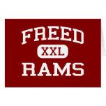 Freed - Rams - Middle School - Pueblo Colorado Cards