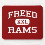 Freed - Rams - Middle School - Pueblo Colorado Mouse Pads