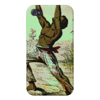 Freed Slave Cover For iPhone 4