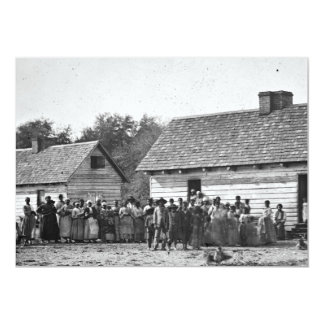 Freed Slaves J J Smith Plantation South Carolina Invites