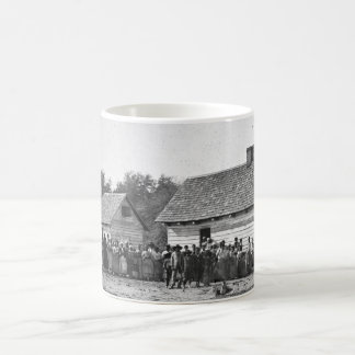 Freed Slaves J J Smith Plantation South Carolina Classic White Coffee Mug