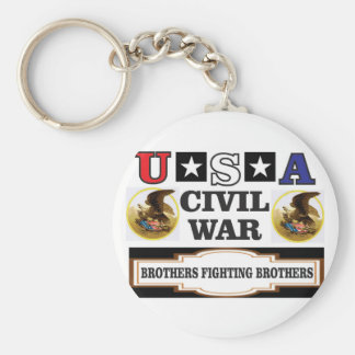 freed slaves USA CW Keychain