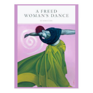 Freed Womans PC Postcard