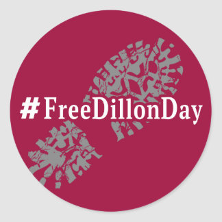 #FreeDillonDay stickers
