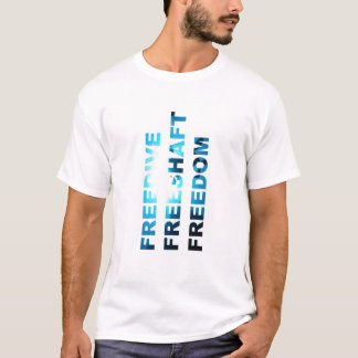 FREEDIVE FREESHAFT FREEDOM T-Shirt