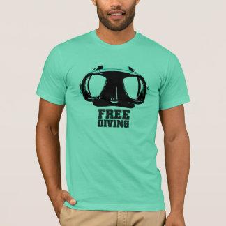 Freediving American Apparel T-Shirt