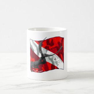 freediving copy coffee mug