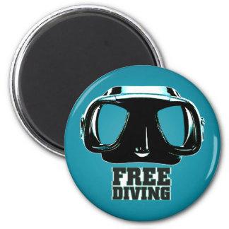 Freediving Magnet 2