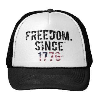 Freedom 1776 Flag Hat