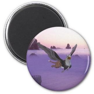 Freedom 2 Inch Round Magnet