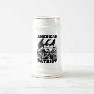 Freedom 3 beer stein