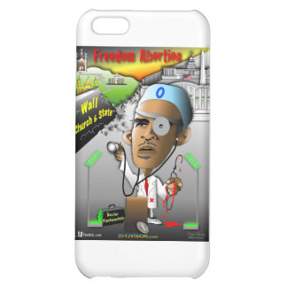 Freedom Abortion iPhone 5C Covers