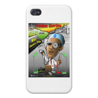 Freedom Abortion iPhone 4/4S Cases