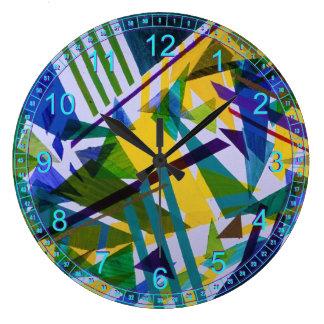 Freedom – Abstract Journey of Liberties Clocks