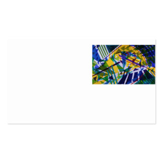 Freedom – Abstract Journey of Liberty Business Card