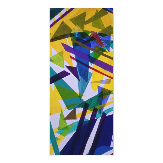 Freedom – Abstract Journey of Liberty Card