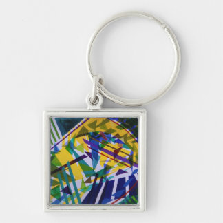 Freedom – Abstract Journey of Liberty Keychain