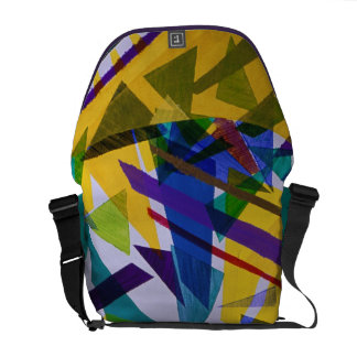 Freedom – Abstract Journey of Liberty Messenger Bag