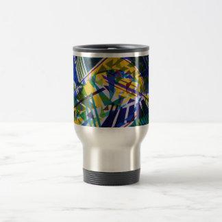 Freedom – Abstract Journey of Liberty Mug