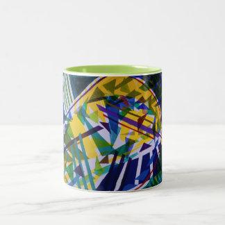 Freedom – Abstract Journey of Liberty Mugs