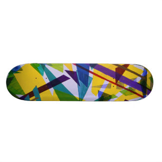 Freedom – Abstract Journey of Liberty Skateboard