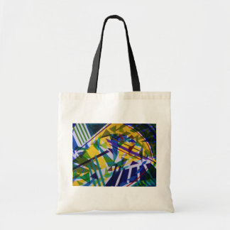 Freedom – Abstract Journey of Liberty Tote Bag