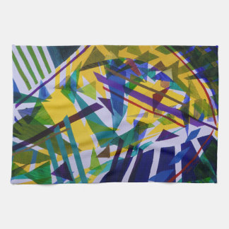 Freedom – Abstract Journey of Liberty Towel