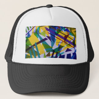 Freedom – Abstract Journey of Liberty Trucker Hat