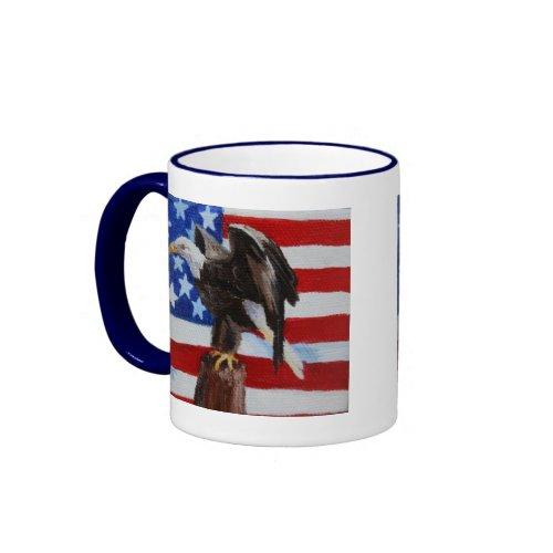 Freedom aceo Mug mug