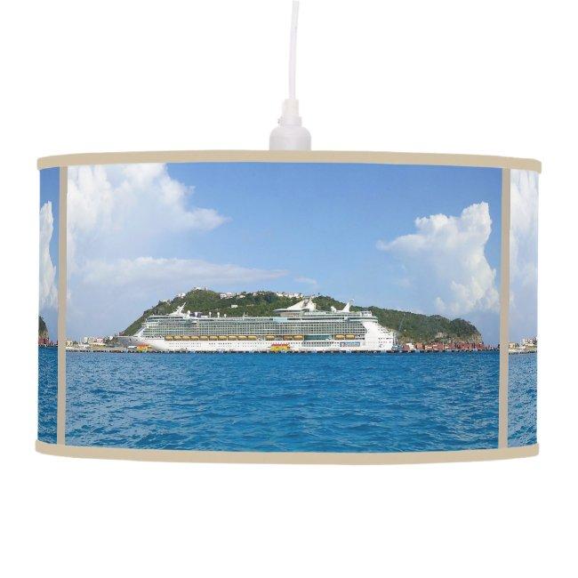 Freedom at Sint Maarten Hanging