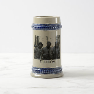 FREEDOM BEER STEIN