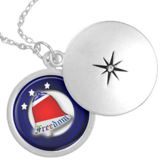 Freedom Bell Pendant