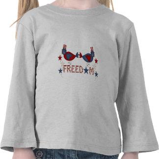 Freedom Birds Tees