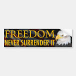 Freedom Bumper Stickers