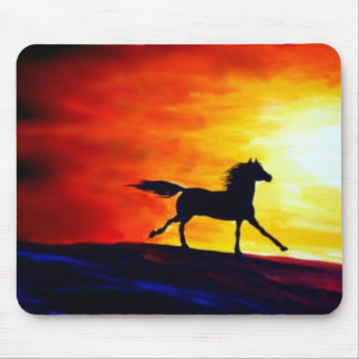 Freedom Calling Mouse Pad