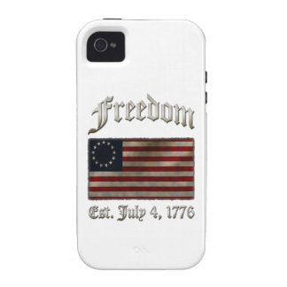 Freedom Vibe iPhone 4 Cover